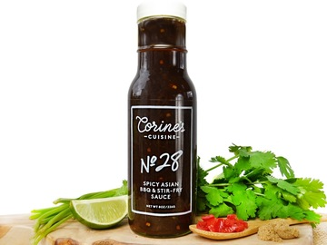 Condiments & Sauces : Sauce No. 28 — Spicy Asian BBQ & Stir-fry Sauce