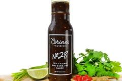 Condiments & Sauces : Sauce No. 28 — Spicy Asian BBQ & Stir-fry Sauce