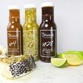 Condiments & Sauces : Asian Flavor Set—Sauces No. 4, 7, 28