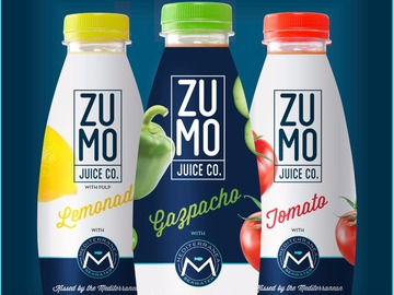 Juices: ZUMO Mixed 6-Pack (6 x 16.9oz Bottles)