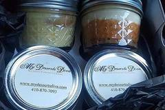 Baked Goods : Premium Gourmet Dessert Tasty Jars Nosh Box Sampler