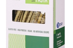 Pasta: Gluten-Free Organic Non-GMO Green Soybean Pasta