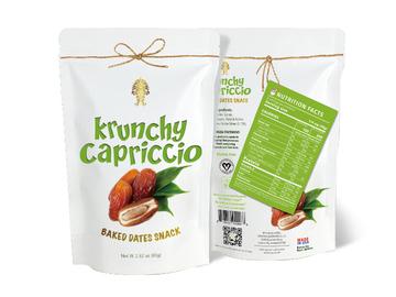 Snacks: KRUNCHY CAPRICCIO