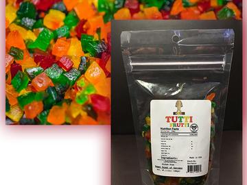 Snacks: Tutti Frutti Vegan Gummie Candy