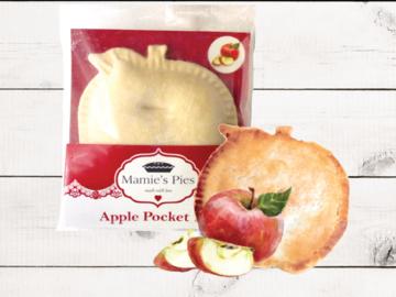 Frozen Goods : Mamie's Apple Pocket Pies | 12 Pack