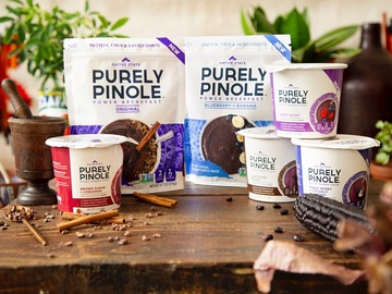 Snacks: Pinole Ancient Power Breakfast Pack | Sampler