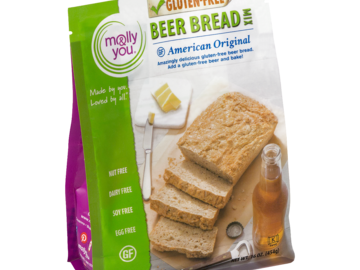 Baked Goods : molly&you® Gluten-Free American Original Beer Bread Mix