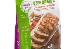Baked Goods : molly&you® Cinnamon Crumble Beer Bread