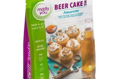 Baked Goods : molly&you® Amaretto Beer Cake Mix