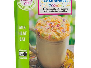 Snacks: molly&you® 3-Pack Celebration Cake Single
