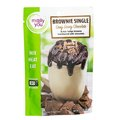 Snacks: molly&you® 3-Pack Ooey Gooey Chocolate Brownie Single