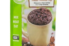 Snacks: molly&you® 3-Pack Double Chocolate Chip Brownie Single
