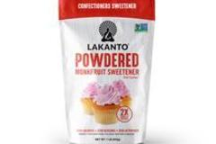 Baked Goods : Classic Powdered 1 LB Unit