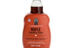 Baked Goods : Lakanto Syrup Maple 13 FL oz
