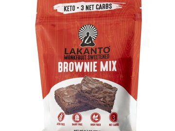 Baked Goods : Baking Mix Brownie 9.71 oz