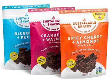 Snacks: Sustainable Snacks Variety Pack
