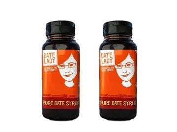 Condiments & Sauces : Pure Date Syrup 2-Pack