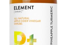 Cider: Pineapple Turmeric Shrub