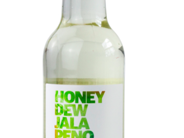 Cider: Honeydew Jalapeno Shrub & Club 12 Pack