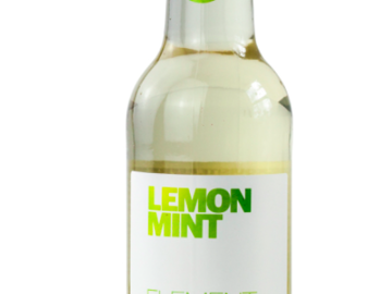 Cider: Lemon Mint Shrub & Club 12 Pack