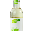 Cider: Lemon Mint Shrub & Club 12 Pack