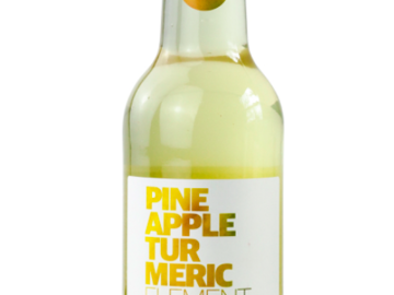 Cider: Pineapple Turmeric Shrub & Club 12 Pack