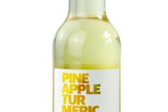 Cider: Pineapple Turmeric Shrub & Club 12 Pack