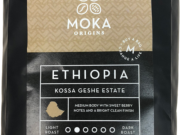 Coffee & Tea : Ethiopia Kossa Geshe