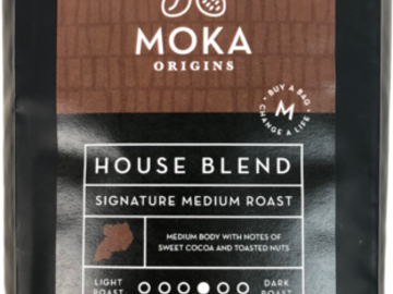 Coffee & Tea : House Blend