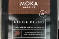 Coffee & Tea : House Blend