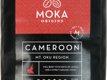 Coffee & Tea : Cameroon Mt Oku Region