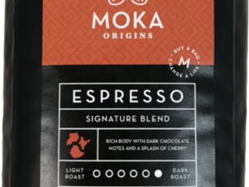 Coffee & Tea : Espresso Signature Blend