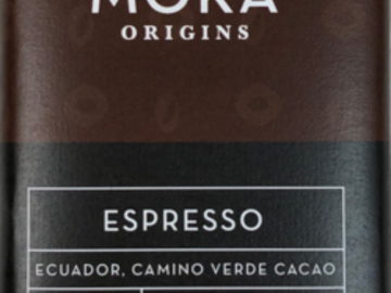 Chocolate : Espresso Dark Chocolate Bar: Brazil Single-Origin
