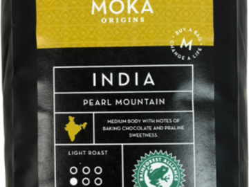 Coffee & Tea : India Pearl Mountain