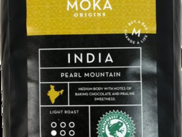Coffee & Tea : India Pearl Mountain