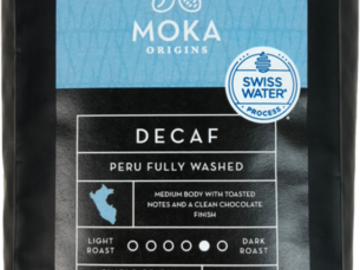 Coffee & Tea : Decaf Peru - Swiss Water® Process