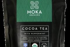 Coffee & Tea : Cocoa Tea - With Peppermint
