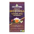 Coffee & Tea : Organic Moringa Energy Infusion, Vanilla Oolong, 16Ct. x 5