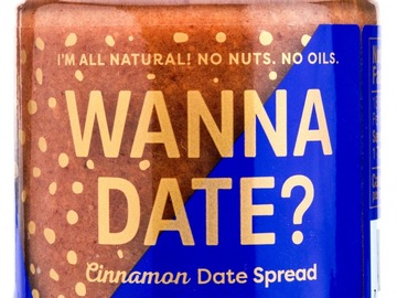 Condiments & Sauces : Specialty Date Spreads / Cinnamon & Pumpkin Spice