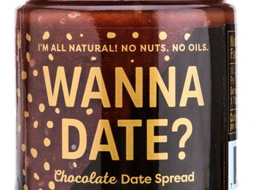 Condiments & Sauces : Specialty Date Spreads / Chocolate & Vanilla