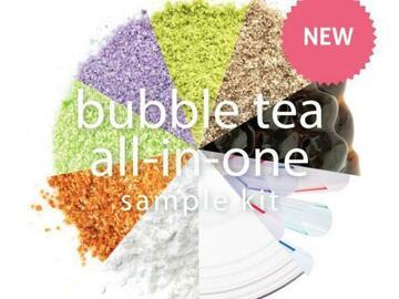 Coffee & Tea : Bubble Tea All-in-One Sample Kit