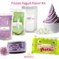Snacks: Frozen Yogurt Flavor Kit