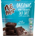 Chocolate : Sea Salt with Cacao Nibs Snacking Bag - 3.55 oz - Pack of 2