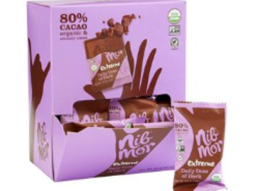 Chocolate : Daily Dose of Dark - Extreme 80% Cacao - Pack of 60