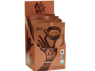 Coffee & Tea : Organic Fair Trade Vegan Drinking Chocolate - Traditional