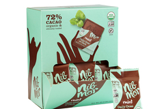 Chocolate : Daily Dose of Dark - Mint 72% Cacao - Pack of 60