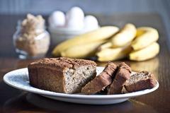Baked Goods : Banana Bread - Bourbon Walnut