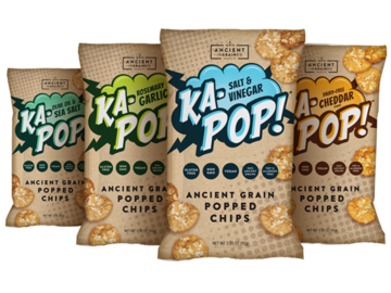 Snacks: Ka-POP 3 Oz Variety Packs (4 pack)