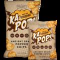 Snacks: Ka-POP Dairy Free Cheddar Chips (4 pack)