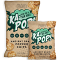 Snacks: Ka-POP Olive Oil & Sea Salt (4 pack)